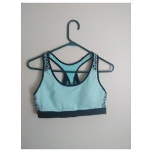 NWOT Padded Champion Racerback Workout Bra
